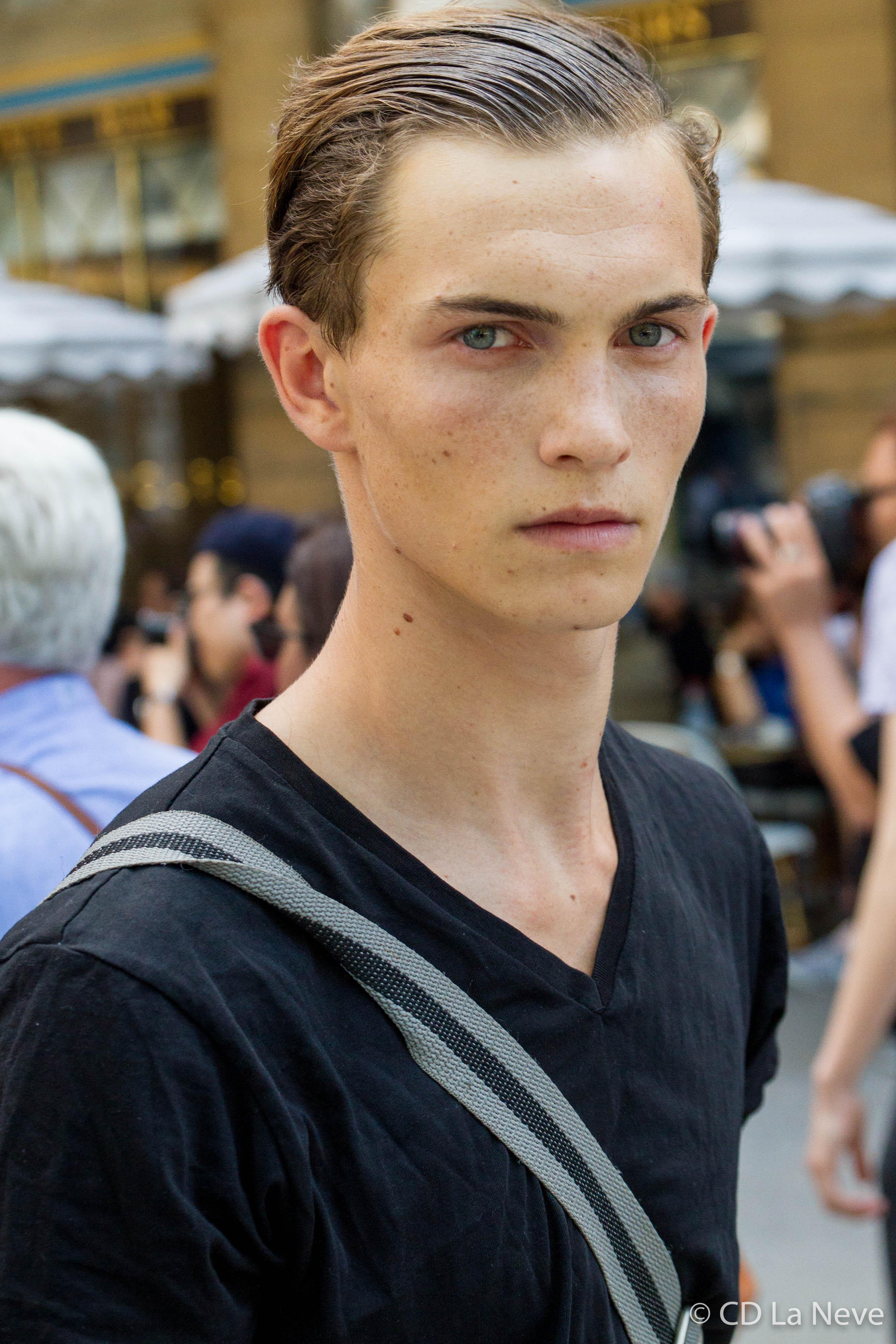 Paris Fashion Week Menswear SS17