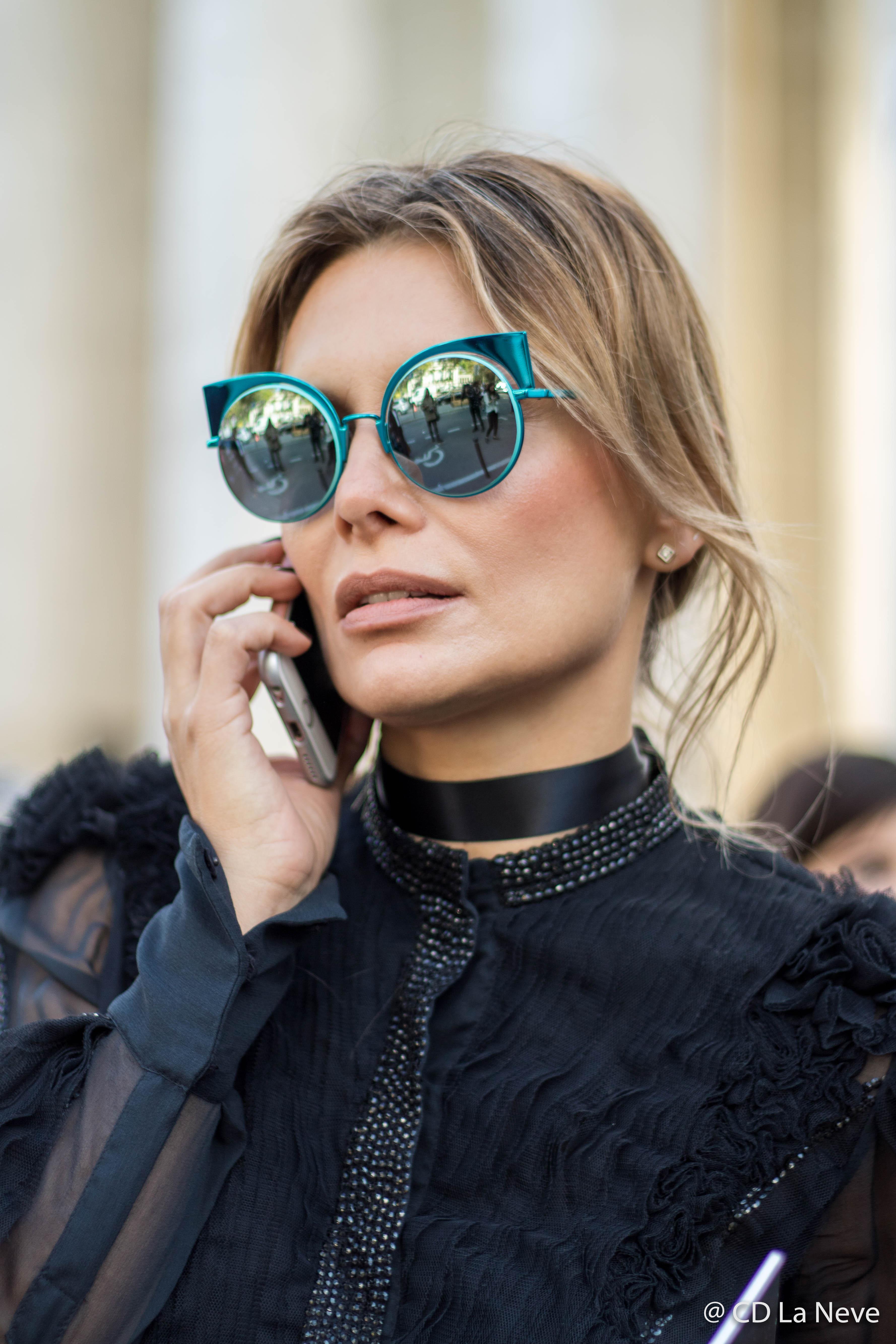 Paris Fashion Week Guy Laroche Show