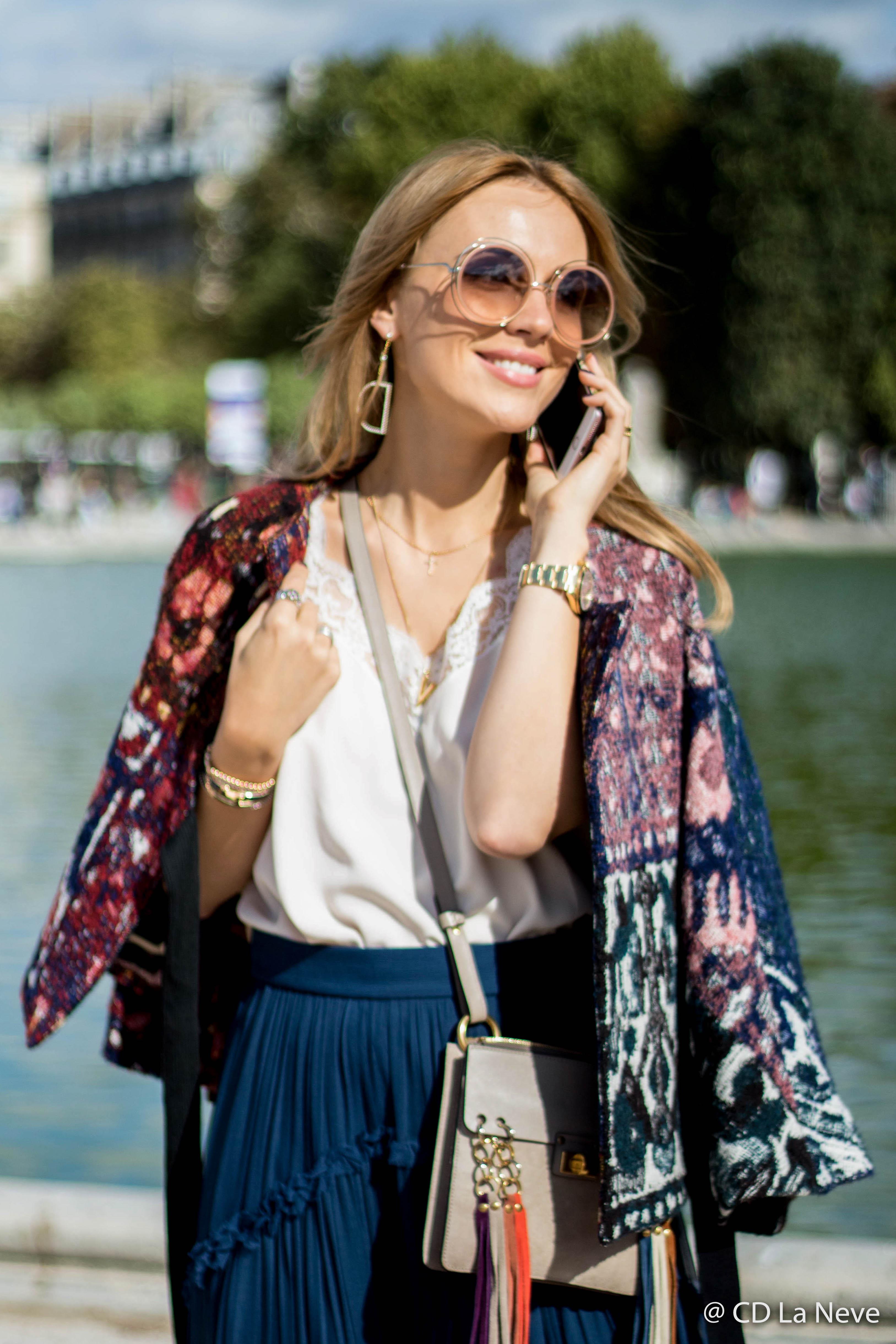 Street Style à Paris