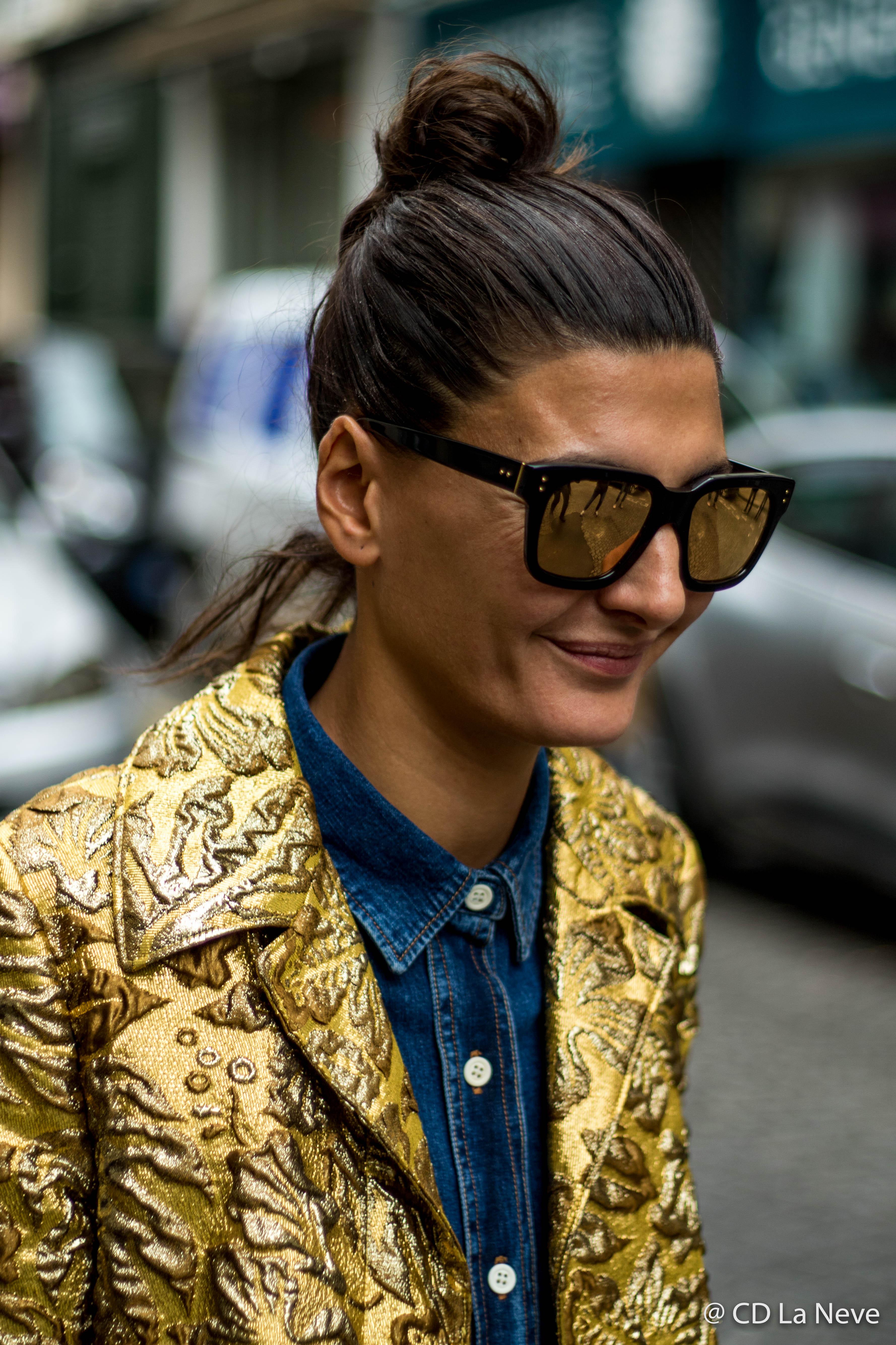 Giovanna Battaglia Valentino Street Style