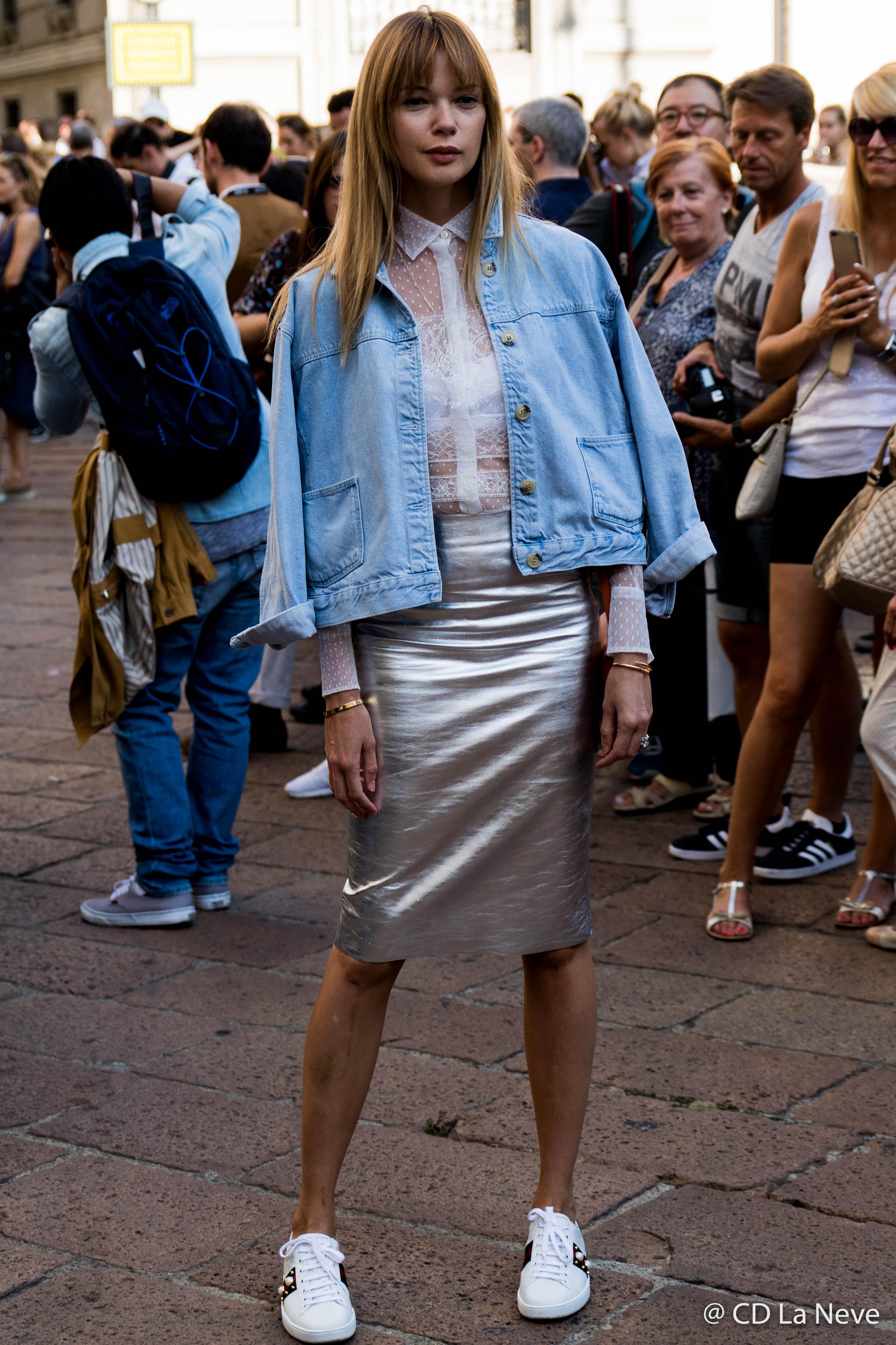 Milan Fashion Week Street Style SS17