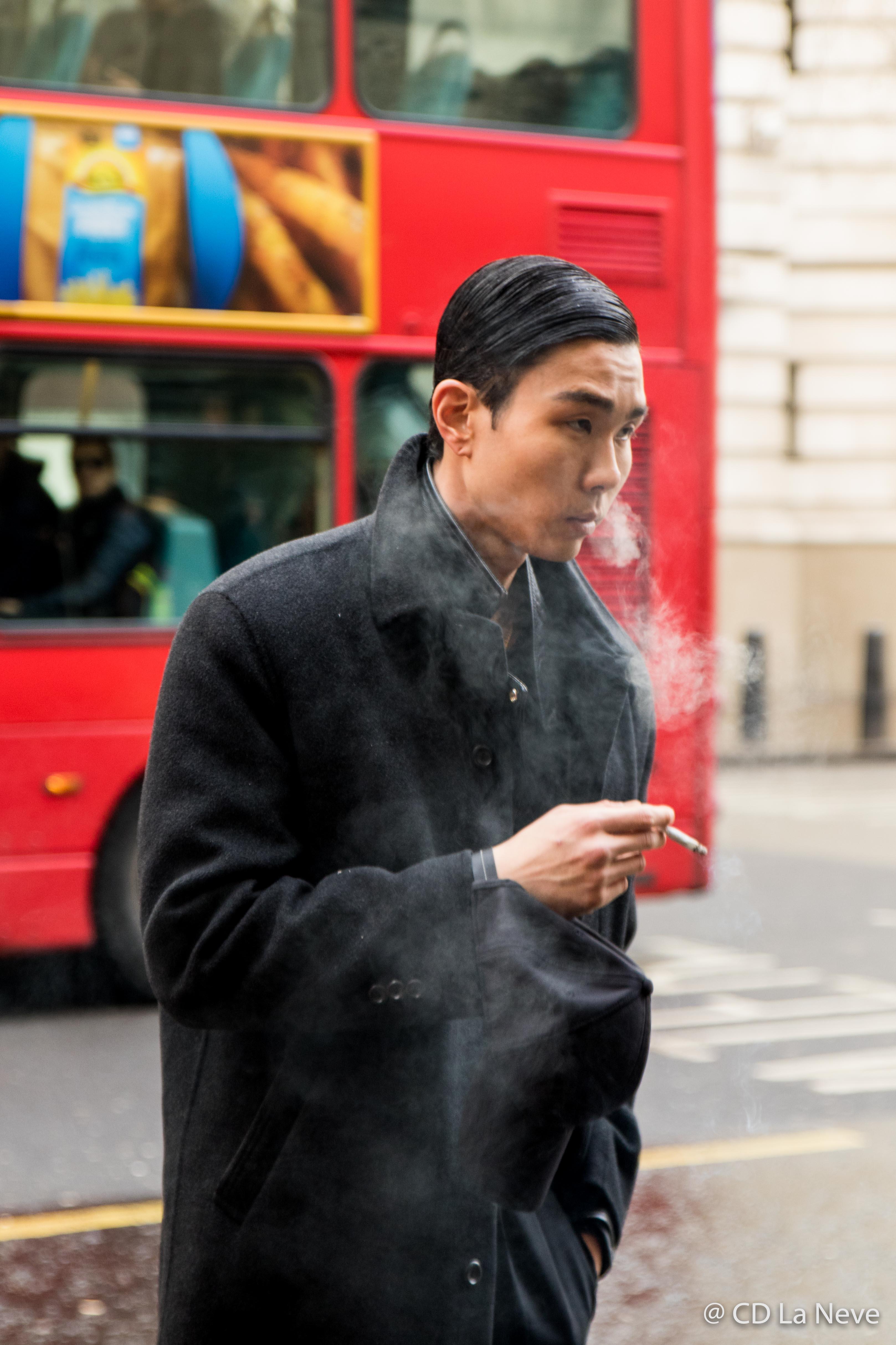 Street Style London Fashion Week Men's