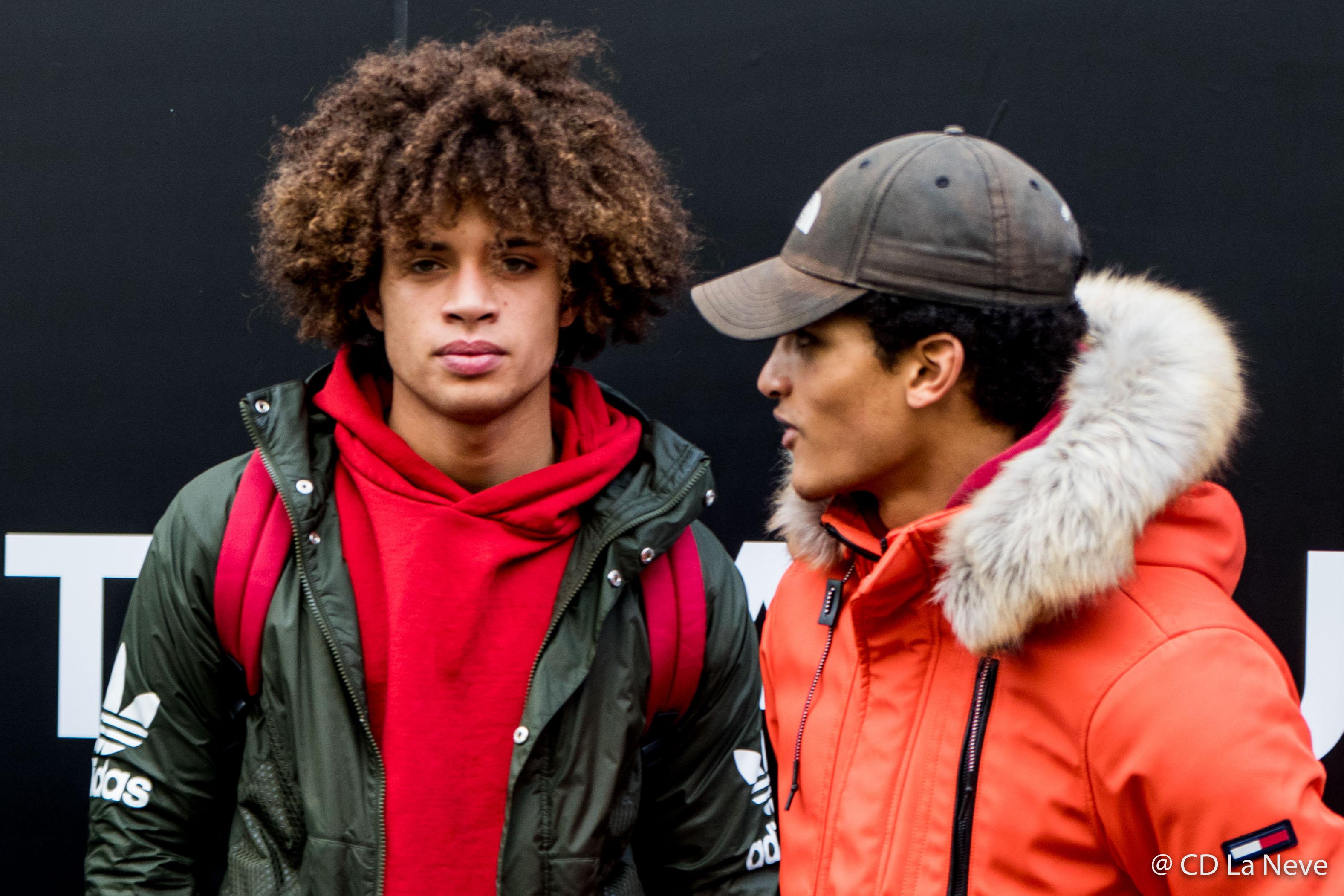 Street Style London Fashion Week Aw17