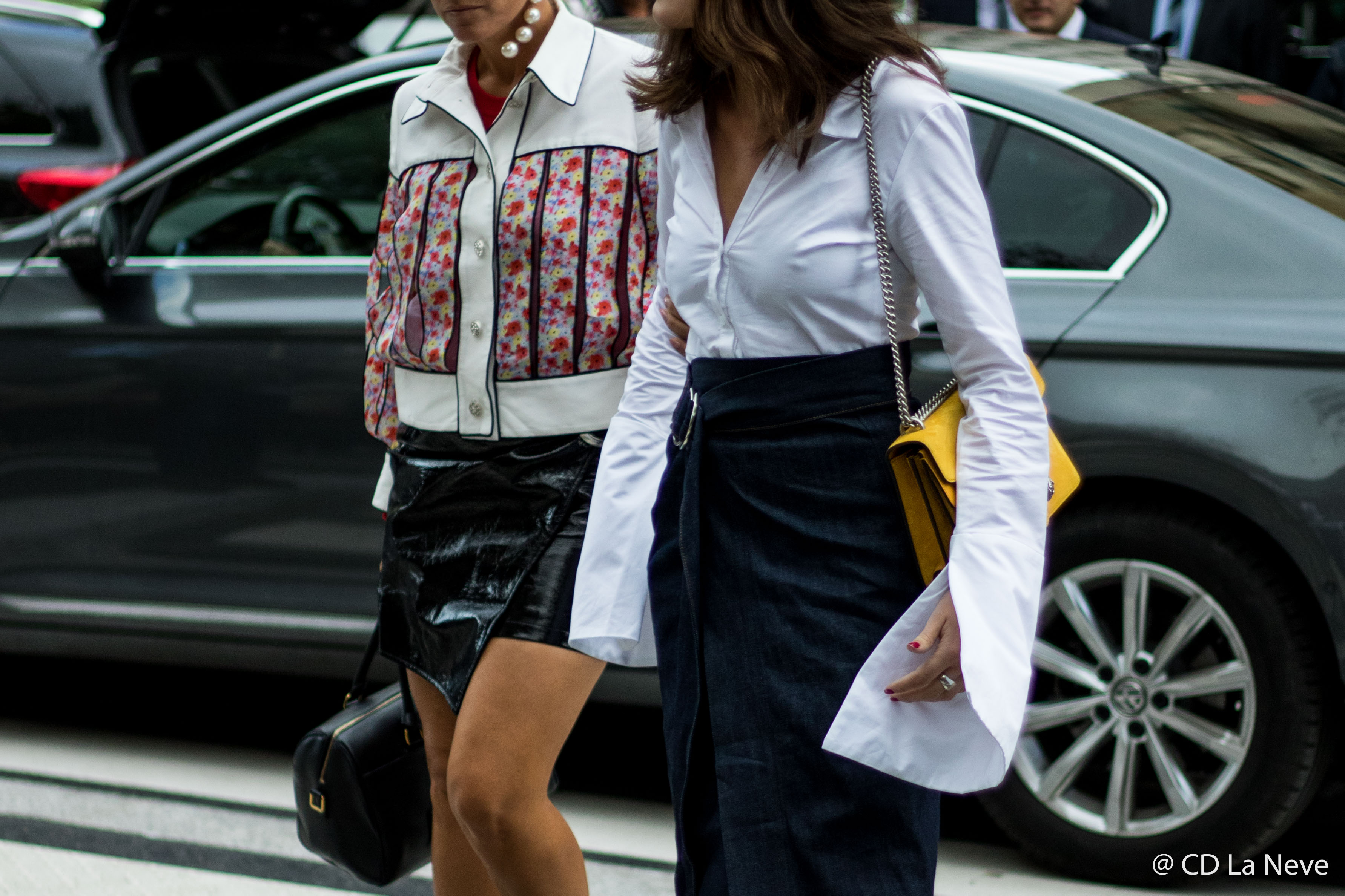 Street Style Paris Fashion Week SS17
