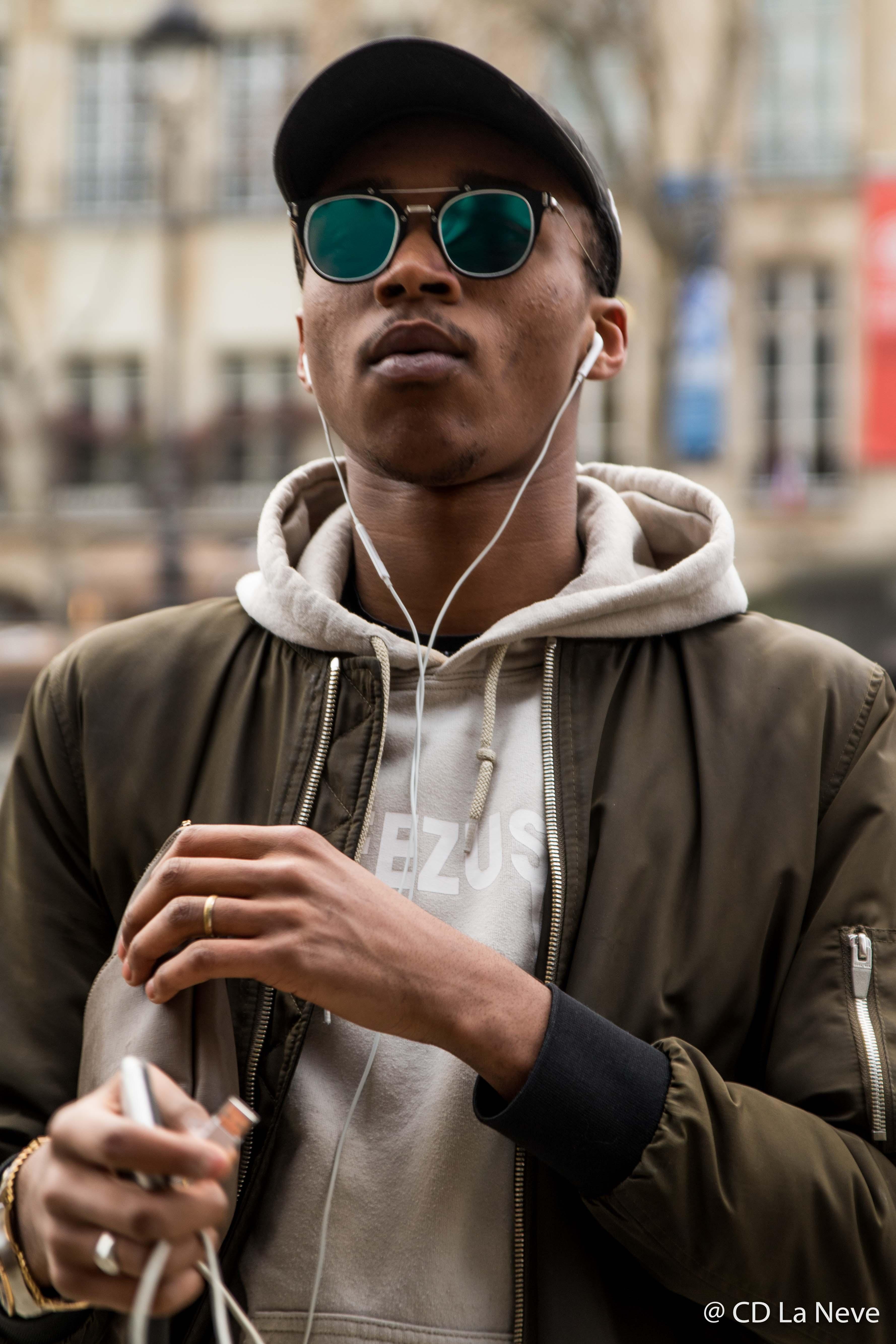 Vetements Street Style Haute Couture Paris Fashion Week 2017