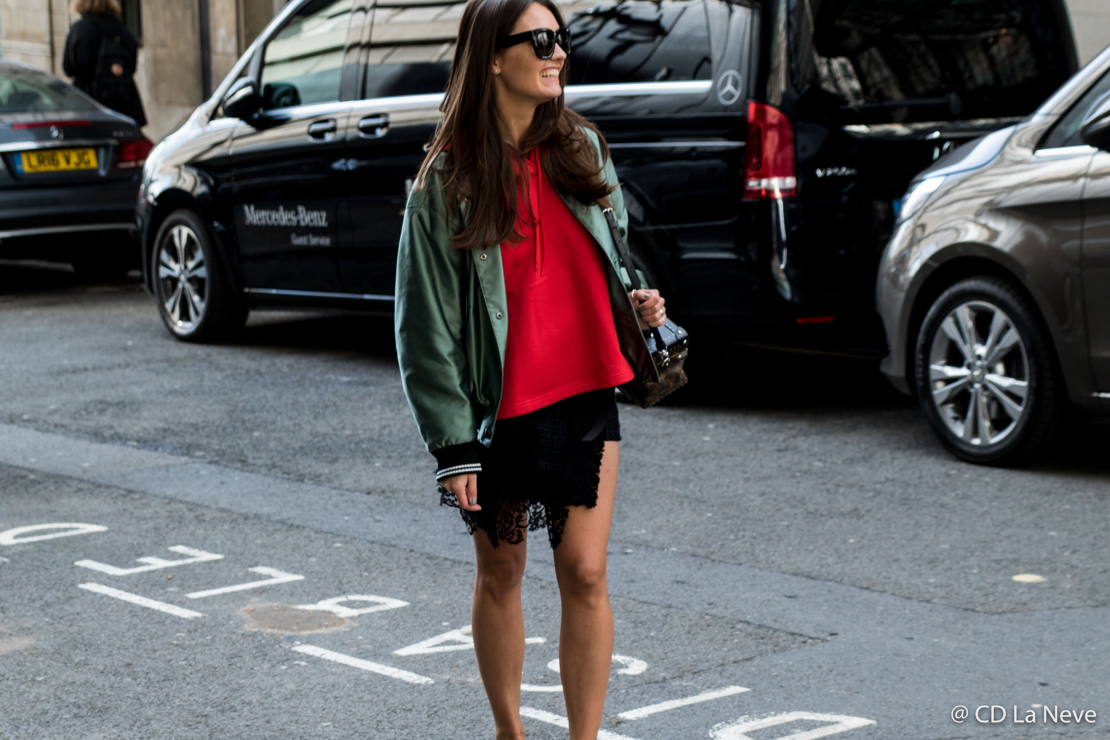 London Fashion Week AW17 Street Style