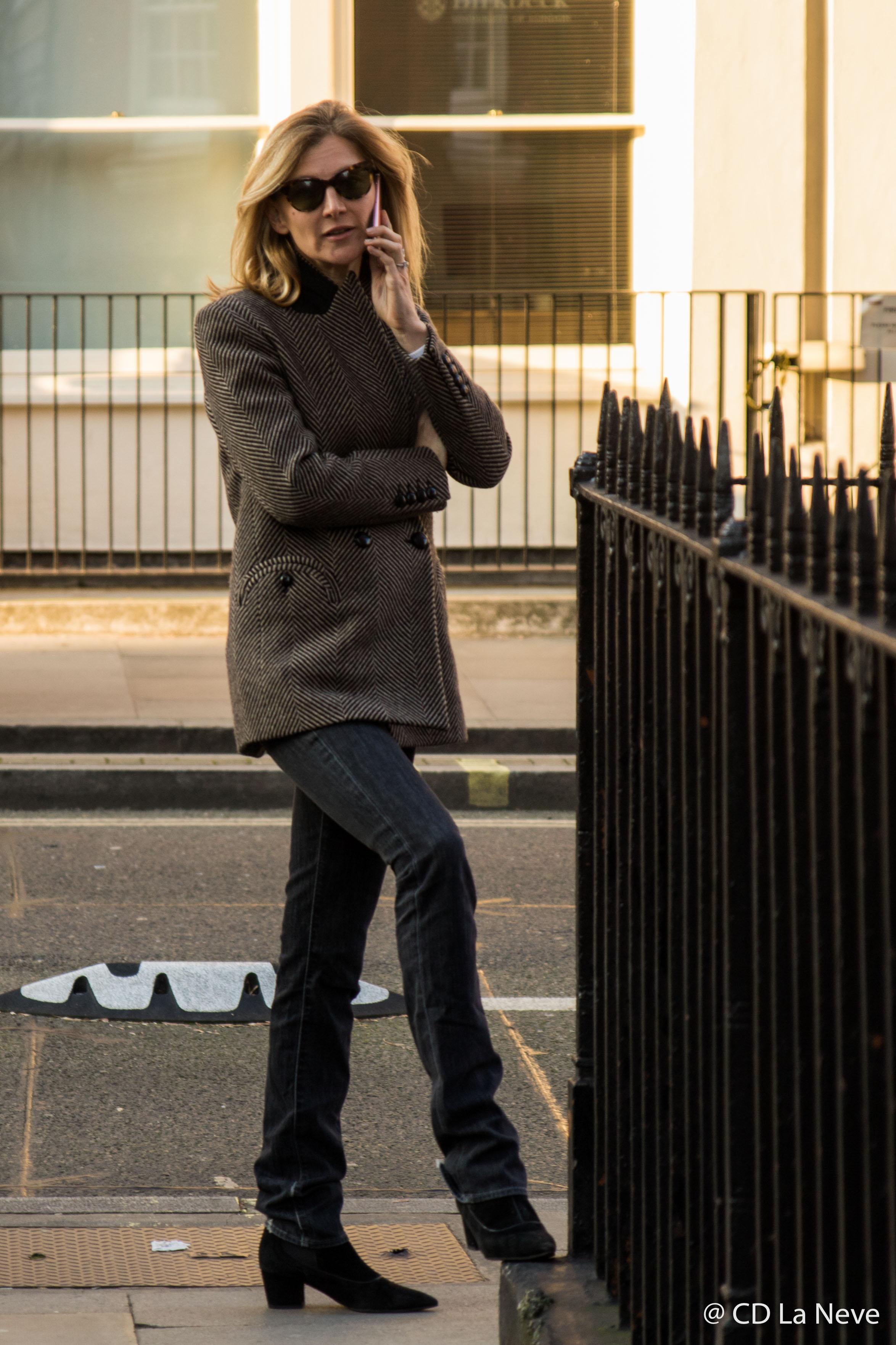 London Fashion Week JW Anderson Street Style AW17