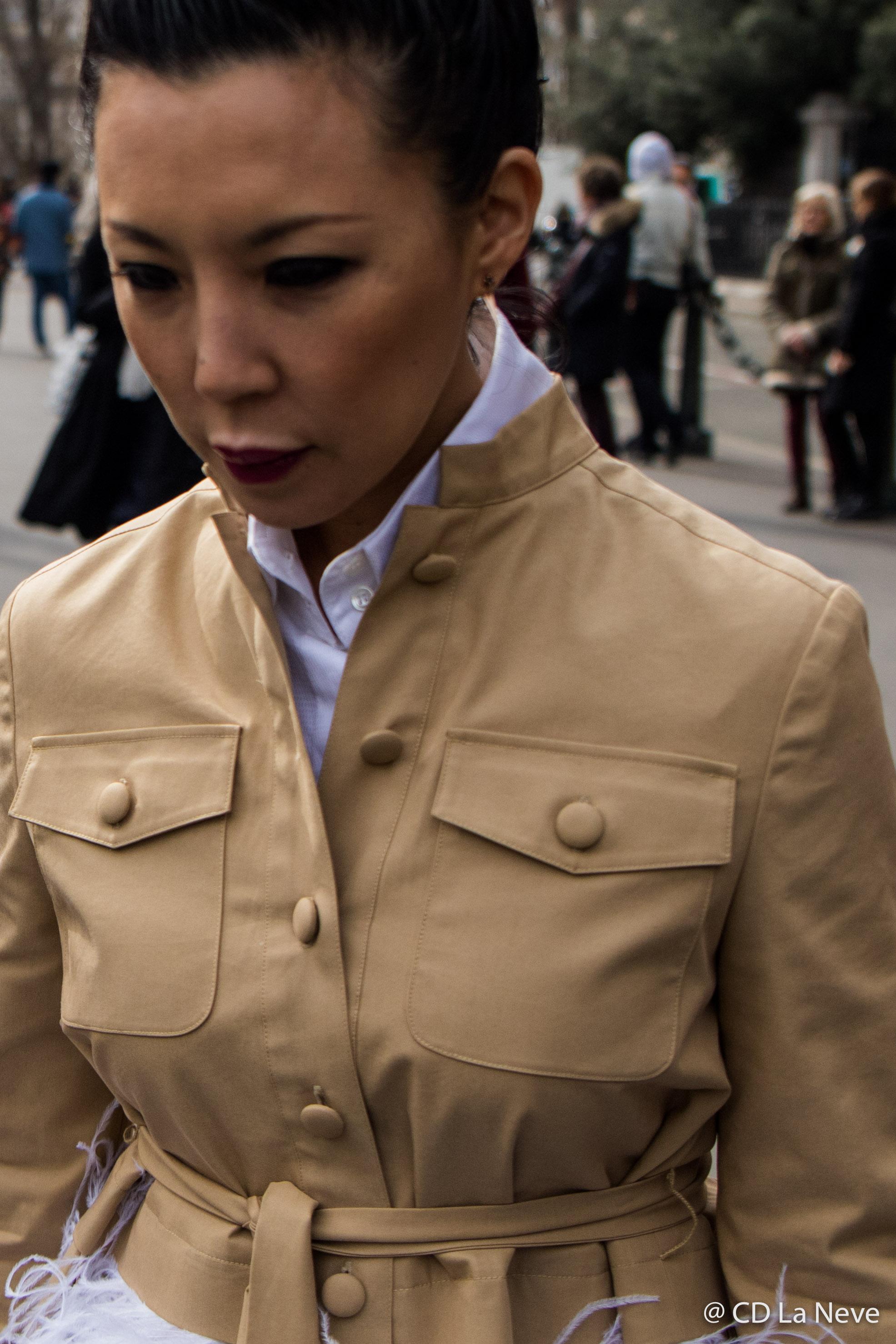 Paris Fashion Week Street Style FW17