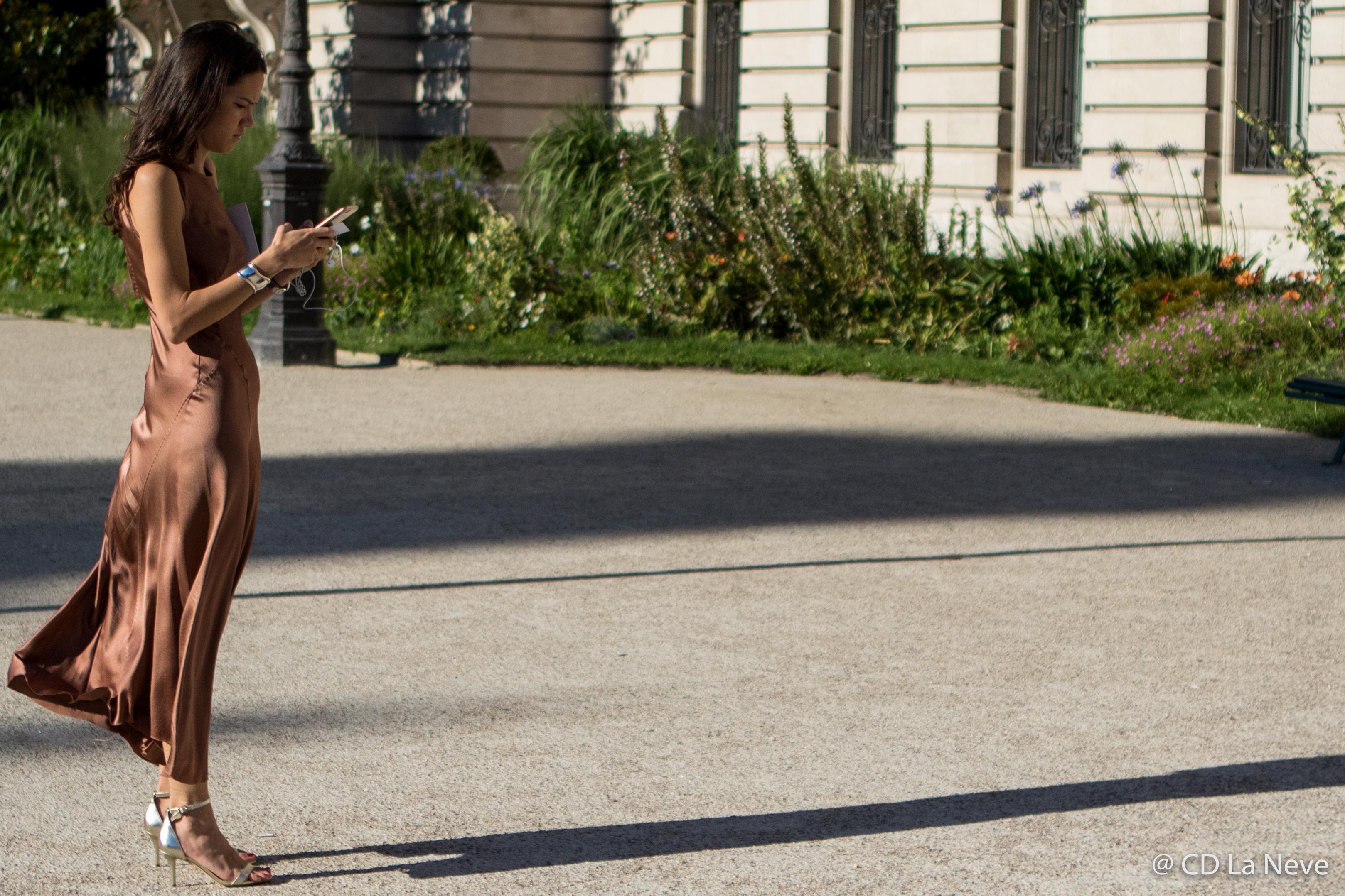 Giambattista Valli Street Style Haute Couture Paris Fashion Week AW17