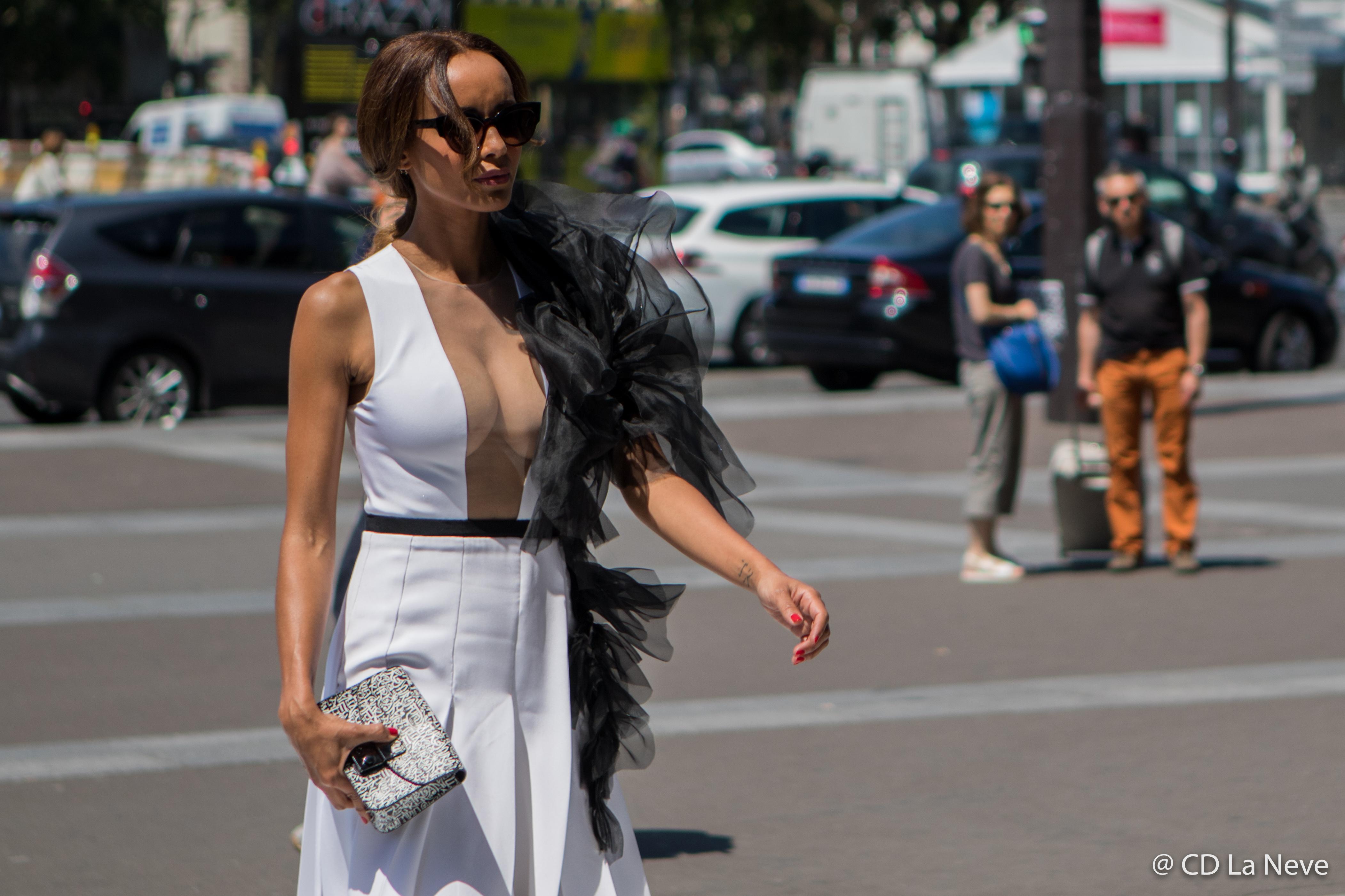 Street Style Paris Fashion Week Haute Couture FW17