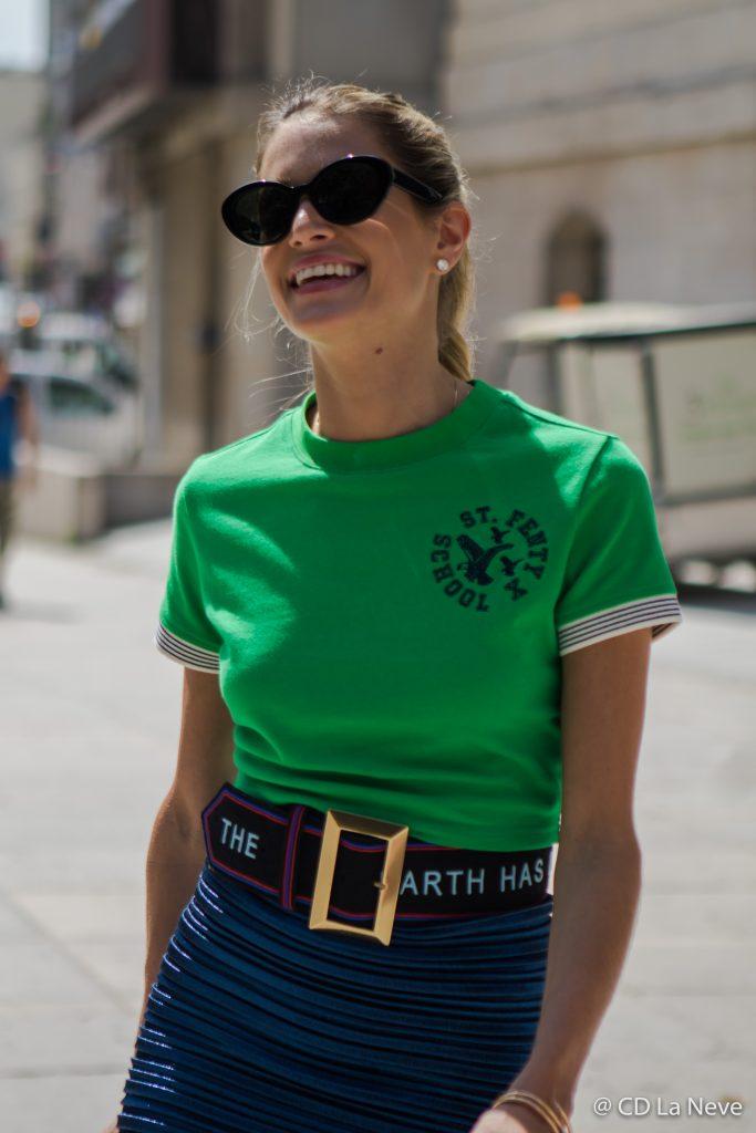 Viktor & Rolf Street Style Paris Fashion Week Haute Couture FW17