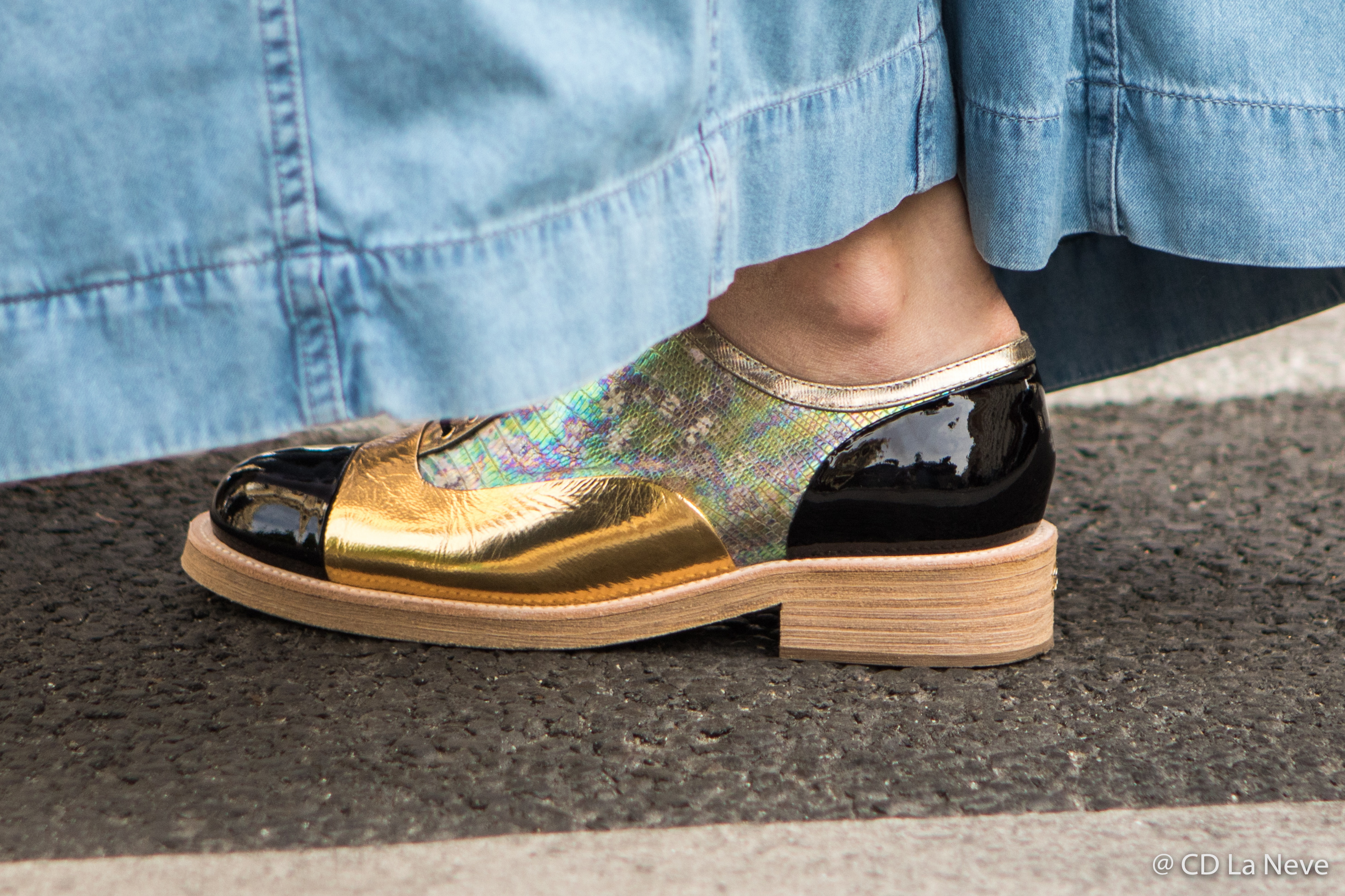 Chanel Shoes Maison Margiela Paris Fashion Week Haute Couture FW17