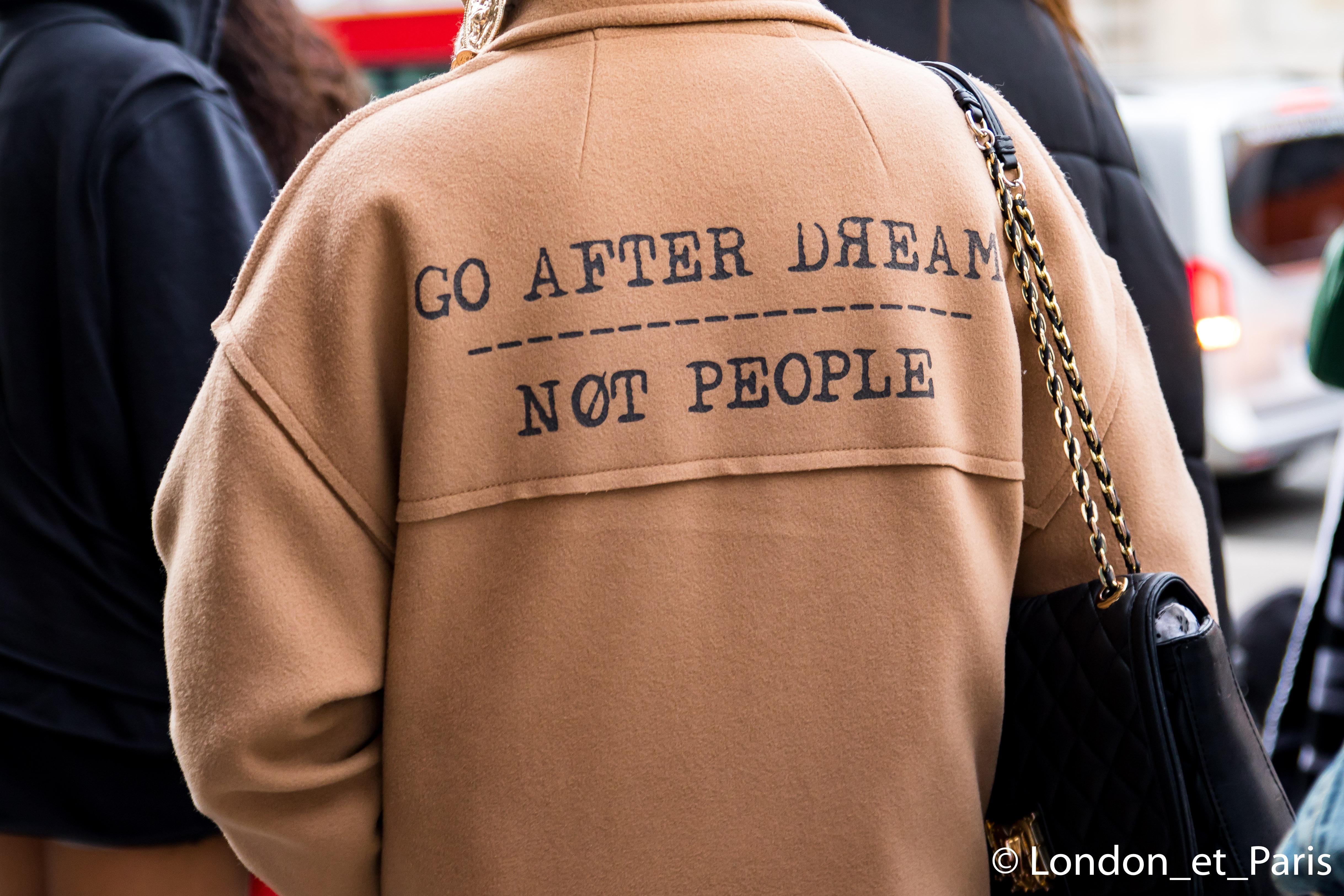 London Fashion Week Men's FW18 Street Style