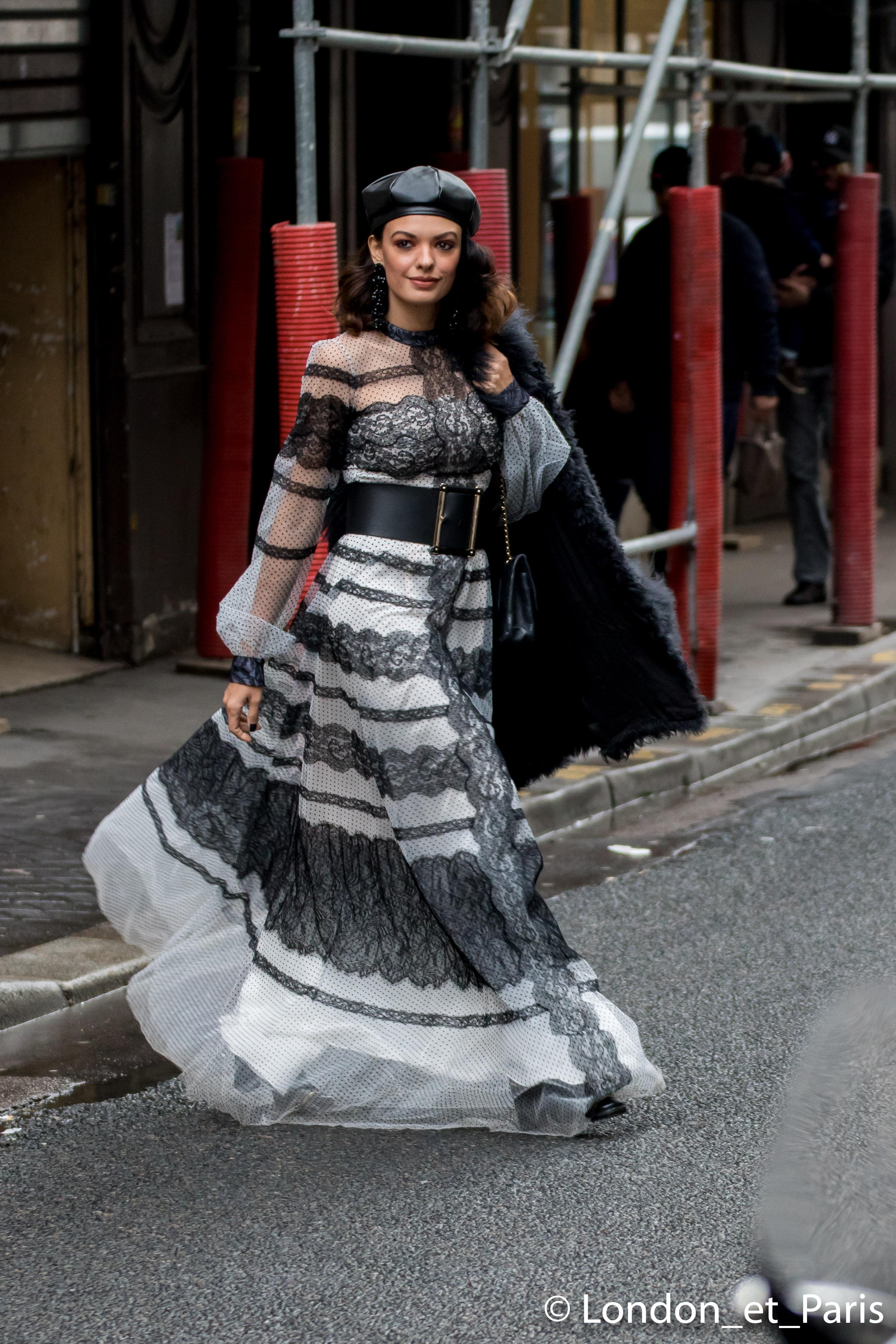 Paris Fashion Week Haute Couture FW18 Street Style PFW