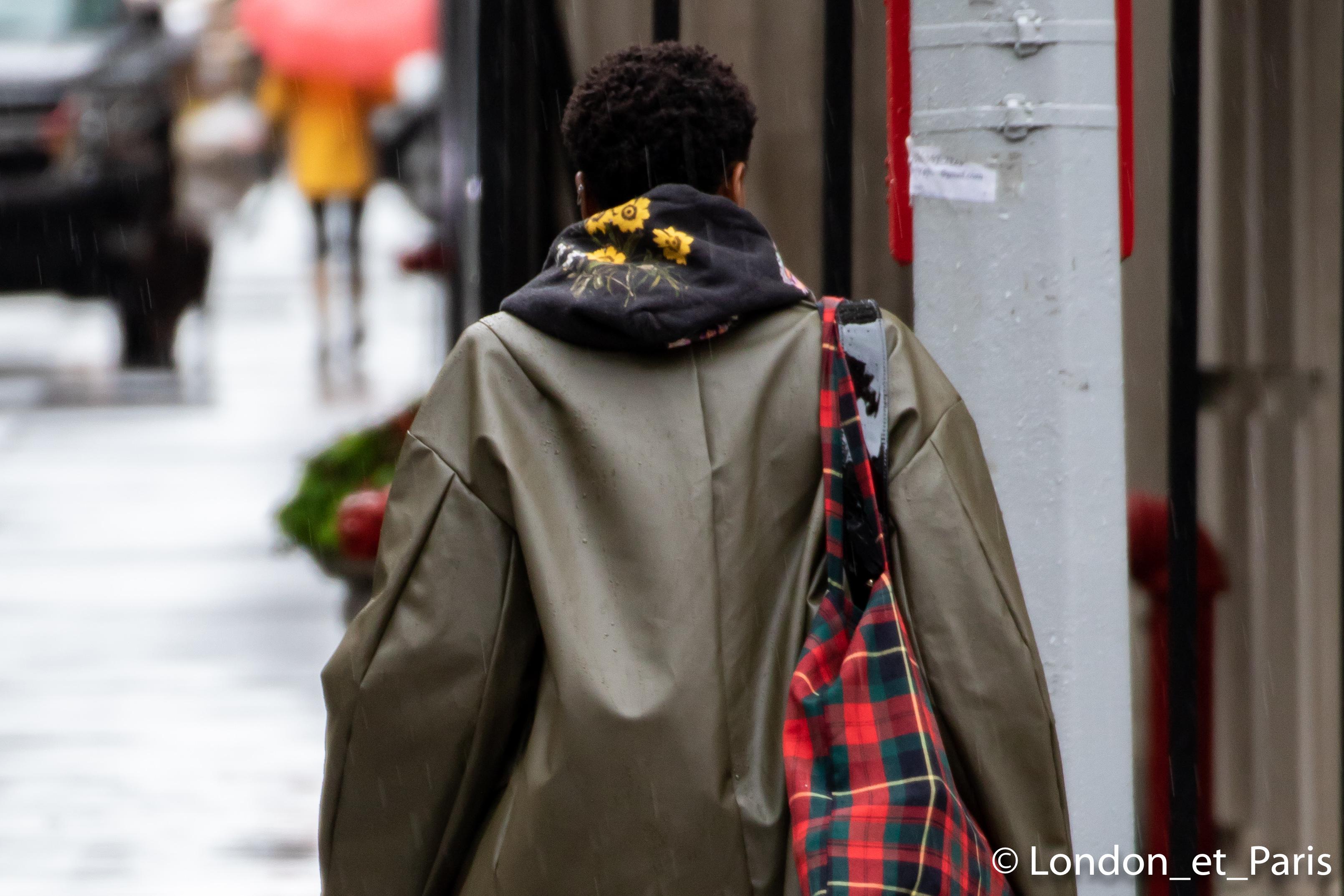 Escada Street Style New York Fashion Week NYFW SS19