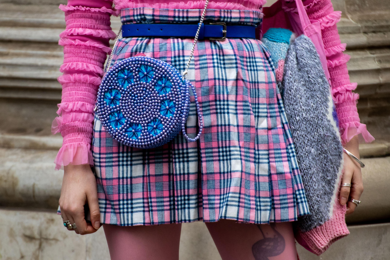 London Fashion Week Fashion Scout Street Style LFW SS19