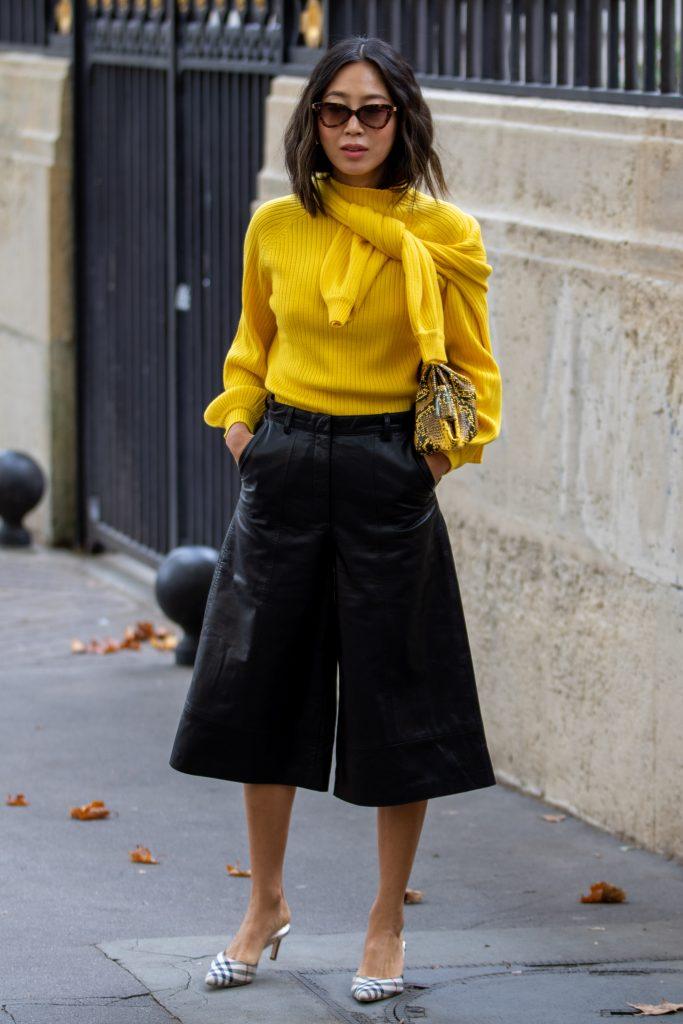 Aimee Song Paris Fashion Week Altuzarra Street Style SS20