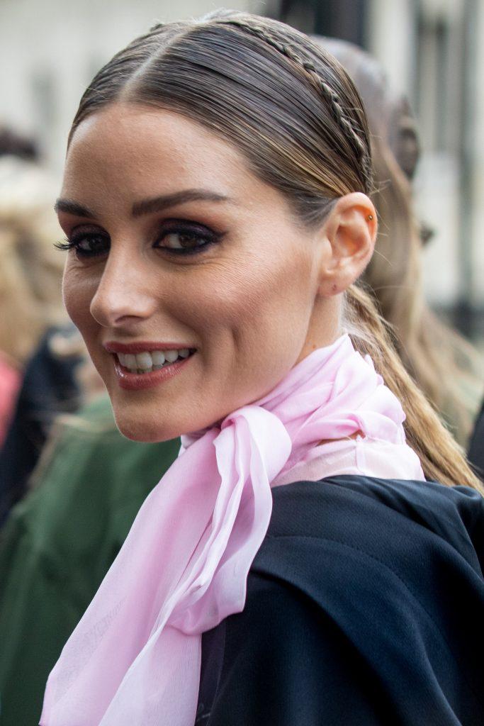 Olivia Palermo Street Style Paris Fashion Week Valentino SS20 PFW