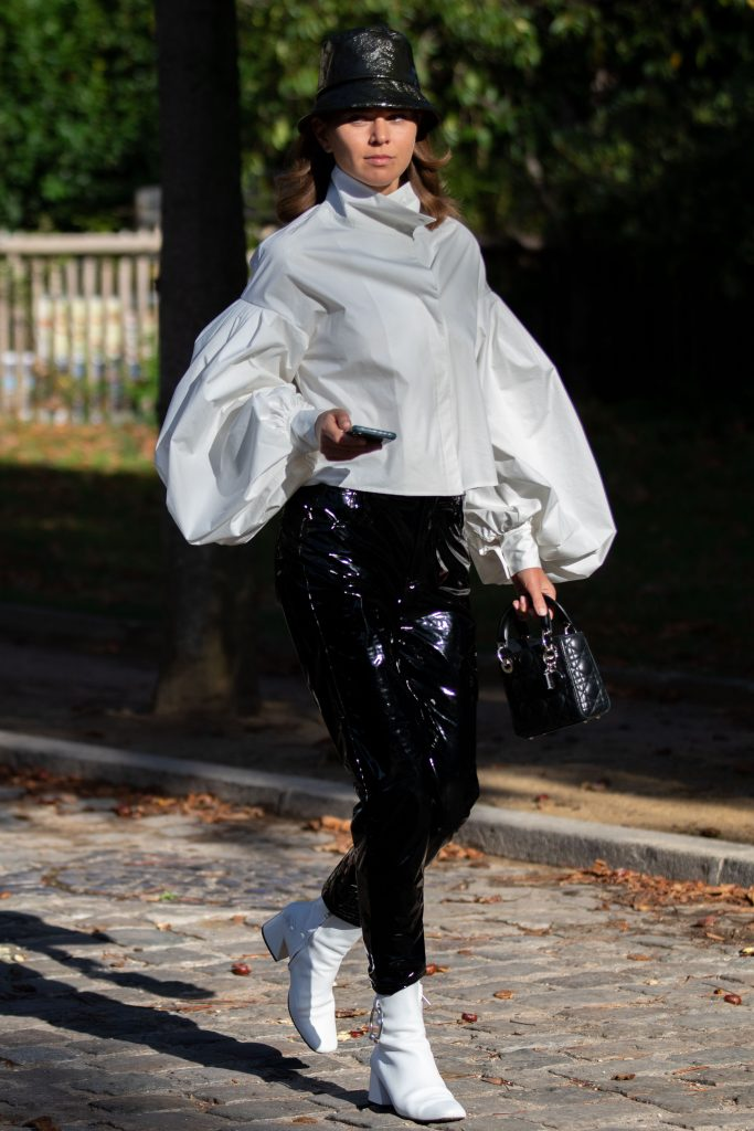 Street Style Paris Fashion Week SS20 Leonard Paris
