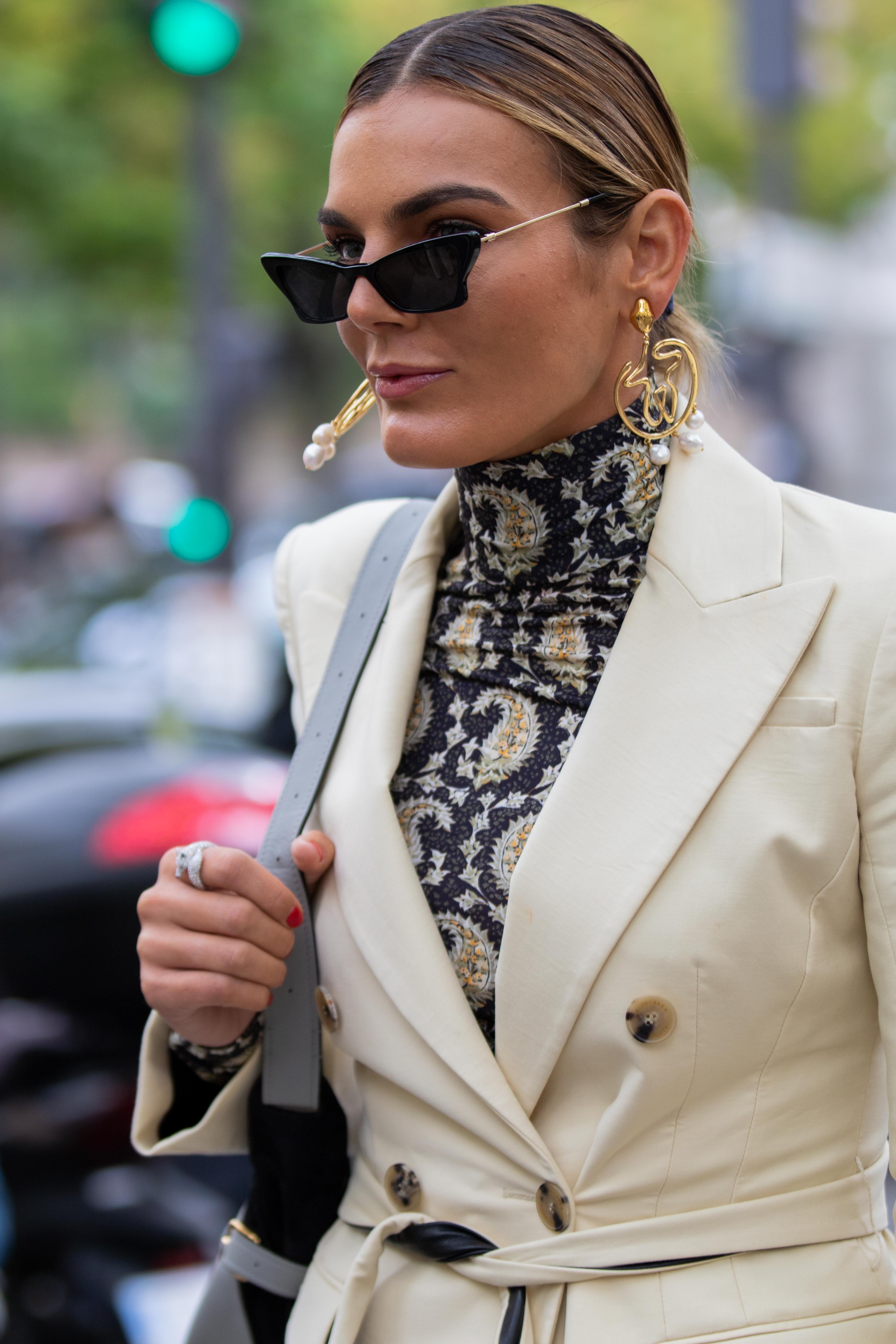 Altuzarra SS20 Street Style Paris Fashion Week