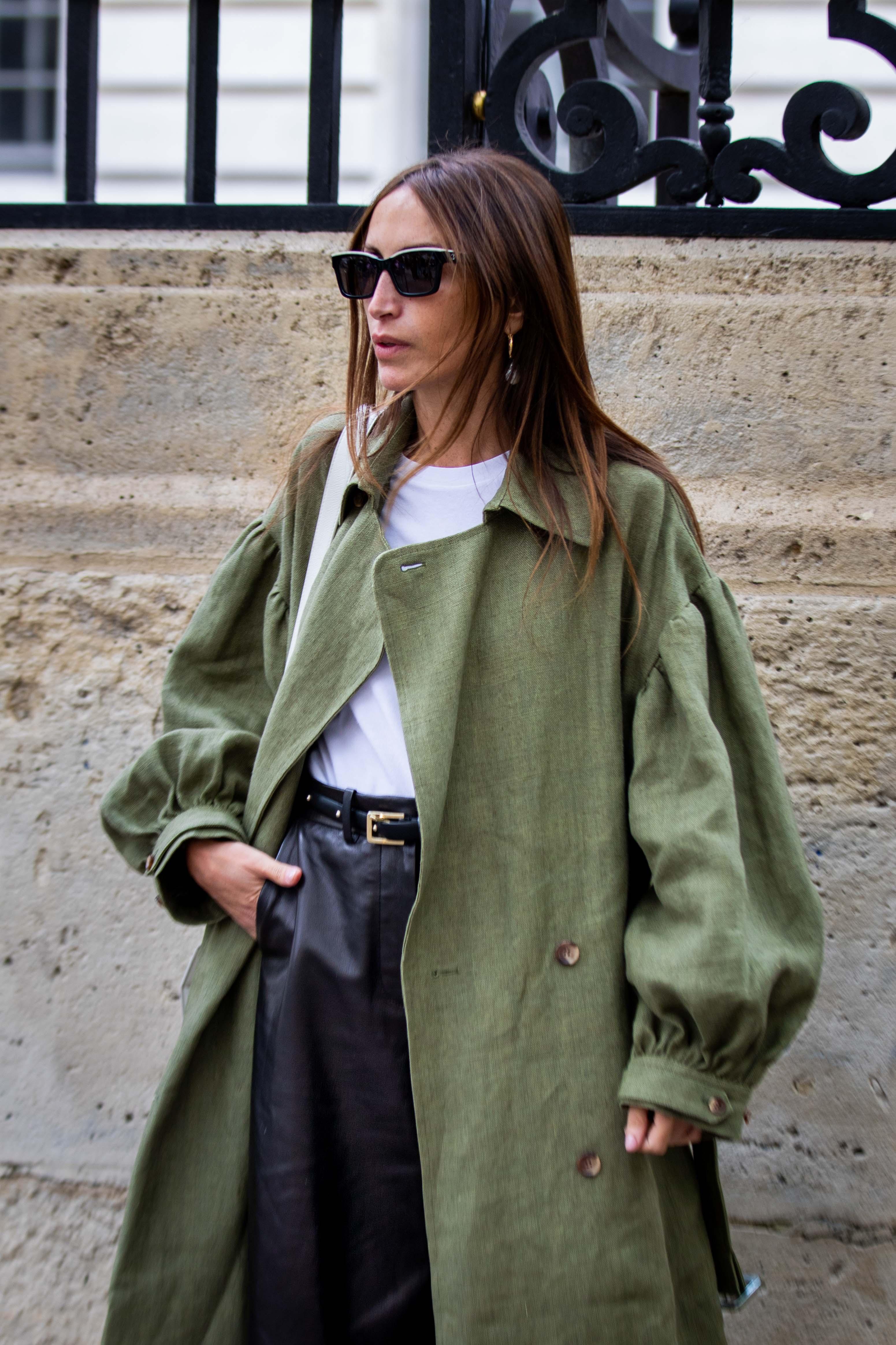 Street Style Paris Fashion Week Altuzarra SS20