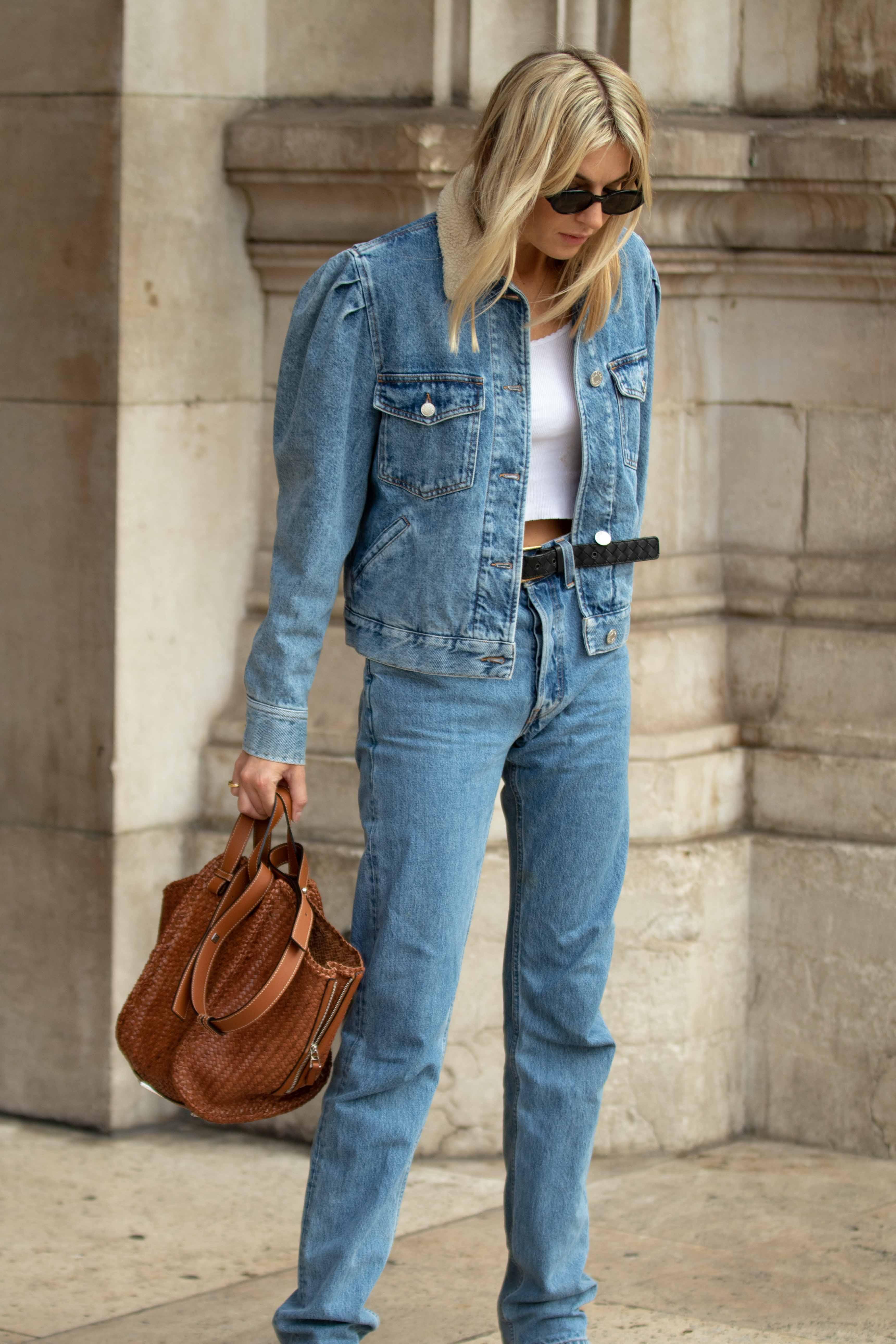 Paris Fashion Week Stella McCartney SS20 Street Style