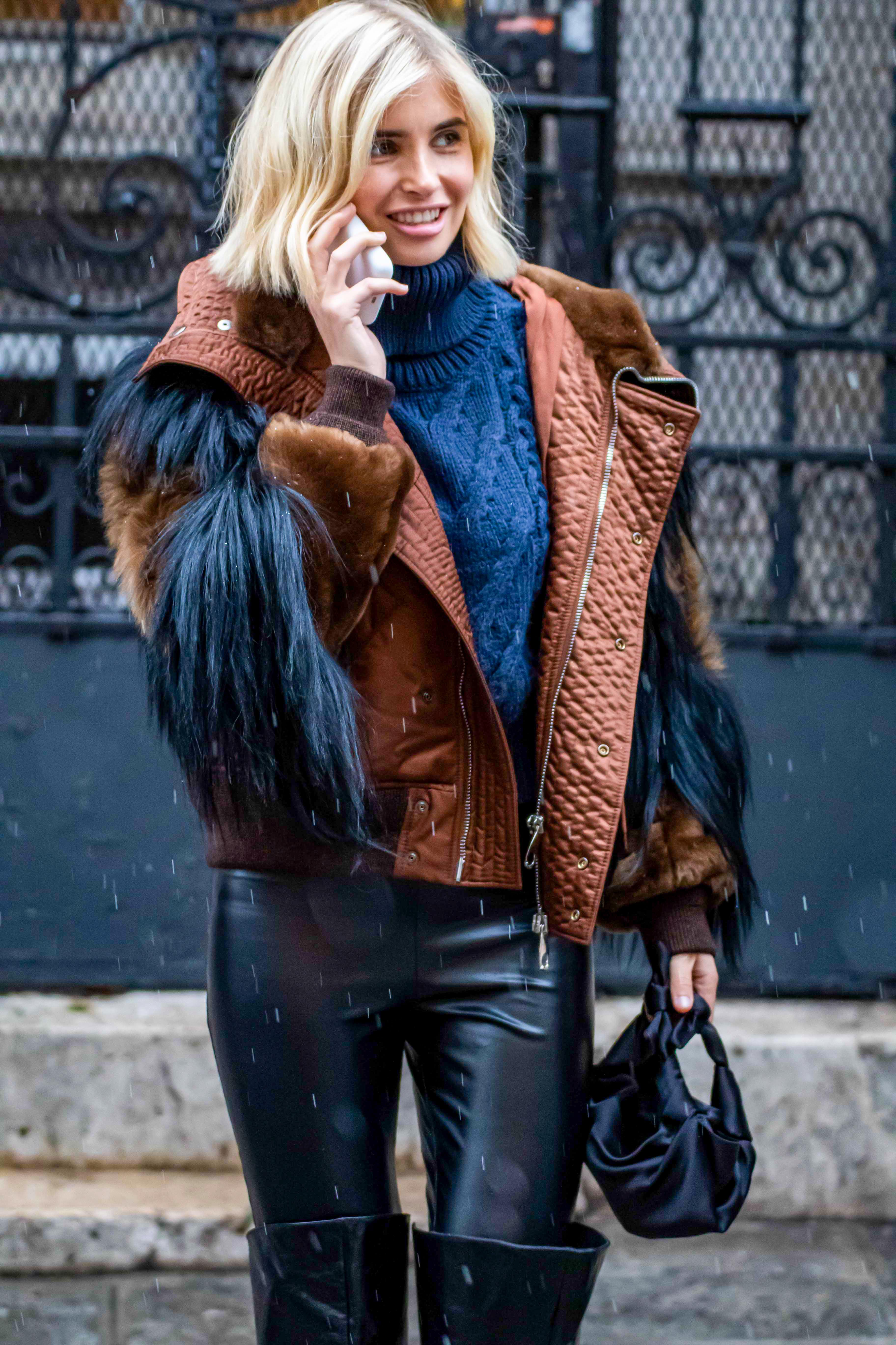 Look Back at Paris Fashion Week SS19 Xenia Adonts